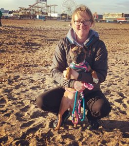 Guest blog – my life with Staffordshire bull terriers – Jo-Ann Essex